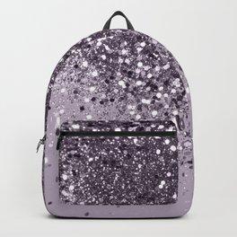 Sparkling Lavender Lady Glitter #2 #shiny #decor #art #society6 Backpack