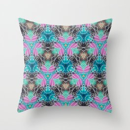 Butterfree Throw Pillow