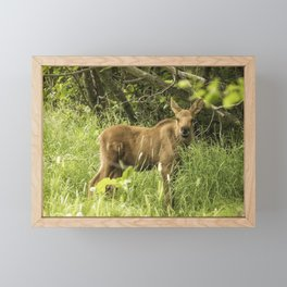 Moosedelicious, No. 1 Framed Mini Art Print