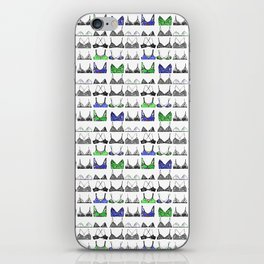 DESSOUS iPhone Skin