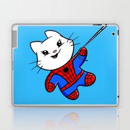Spiderkitty! Laptop & iPad Skin