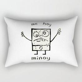 Doodle Bob Rectangular Pillow