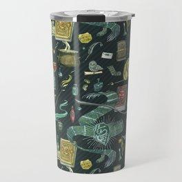 Slytherin House Travel Mug