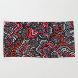 Series 3, #001 Beach Towel