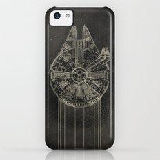 Millennium Falcon Slim Case iPhone 5c