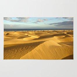 Sand dunes Rug