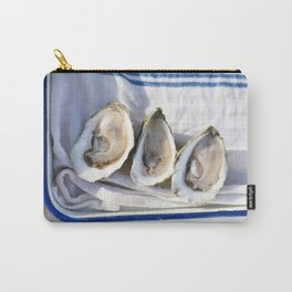 Oysters on Duxbury Bay Carry-All Pouch
