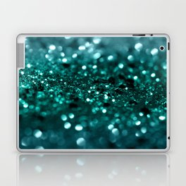 Sparkling OCEAN Glitter #1 #shiny #decor #art #society6 Laptop & iPad Skin