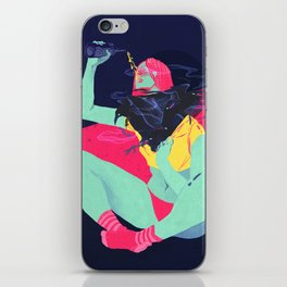 Drink up iPhone Skin
