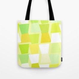 Tiptoe Through the Trapezoids Tote Bag