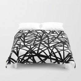 Ab  Out T Double Duvet Cover