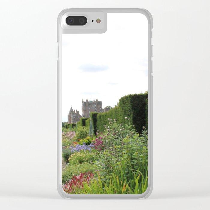 Petit Château Clear iPhone Case
