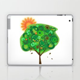 Be Like A Tree Laptop & iPad Skin