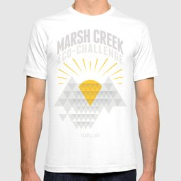 Marsh Creek Eco-Challenge 2015; Shirt Art T-shirt
