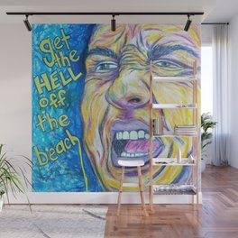 Hurricane Christie Wall Mural