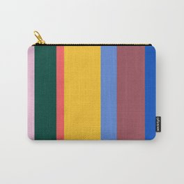 Mod Stripes Carry-All Pouch