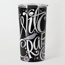 Witch Crafty Travel Mug