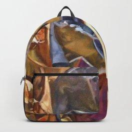 Tin Foil Backpack