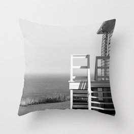 Cape Spear Lighthouse No.3 Throw Pillow