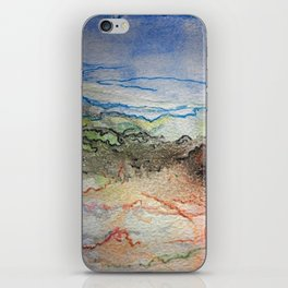 Abstract colors 3 iPhone Skin
