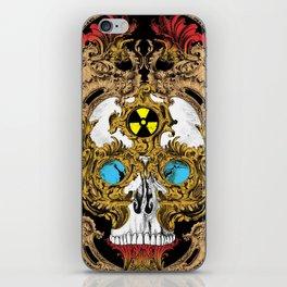 Atom Power iPhone Skin