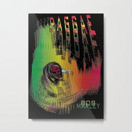 raggae Metal Print