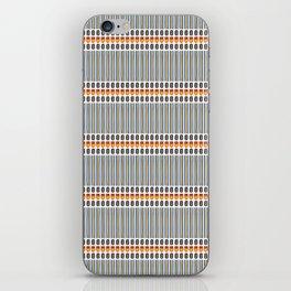 Geometric Stripes Seamless Vector Pattern Art Deco iPhone Skin