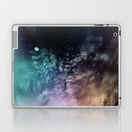 Polychrome Moon Laptop & iPad Skin