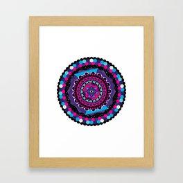 Sleep Sphere Framed Art Print
