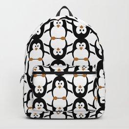Poignant Penguins Backpack