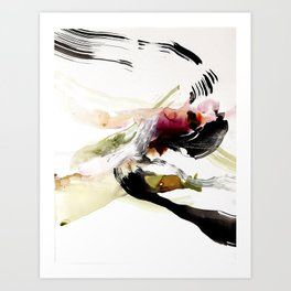 Day 12: To appreciate the imperfections that accompany beauty is the be close to nature. Art Print
