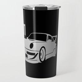 Porsche 911 - silver - Travel Mug