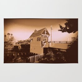 SWING BRIDGE HOUSE DELRAY BEACH FLORIDA Rug