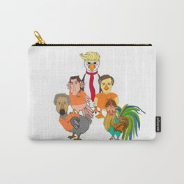 Flock of Felons Carry-All Pouch