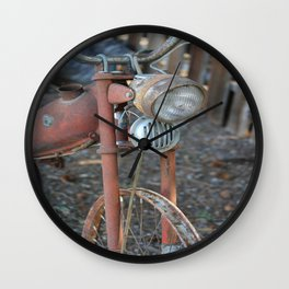 Bicicleta Wall Clock