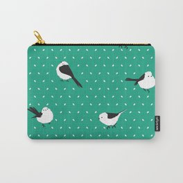 Small Birds Looking for Rice Carry-All Pouch