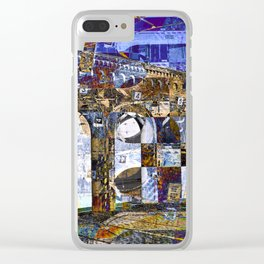 City Sound of Berlin Clear iPhone Case