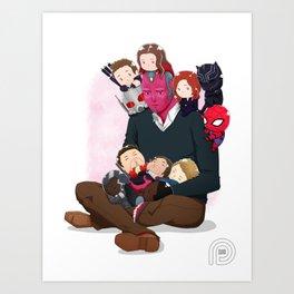 Children Art Print