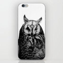 Owl You iPhone Skin
