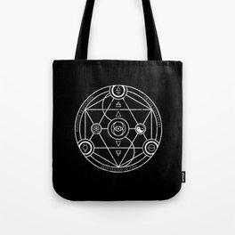 Protection Gratitude Happiness Tote Bag