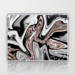 Fluid Kiss #2 #abstract #decor #art #society6 Laptop & iPad Skin