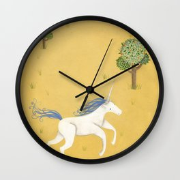 Unihorn Wall Clock