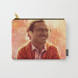 """joaquin phoenix from """"Her""""  Carry-All Pouch"""