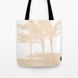 Tropical wood Tote Bag