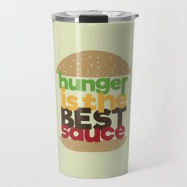 the best sauce Travel Mug