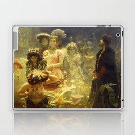 Sadko by Ilya Repin, 1876 Laptop & iPad Skin