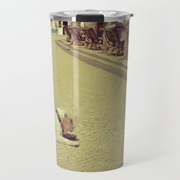 Boris the dog Travel Mug