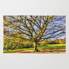 The Autumn Tree Rug