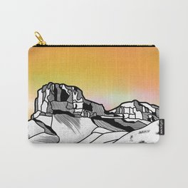 Guadalupe Carry-All Pouch