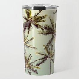 Palm Trees Sway  Travel Mug